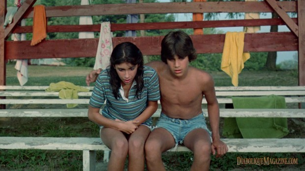 Robert Hiltzik's Sleepaway Camp (1983) [click to enlarge]
