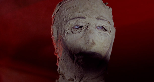 The Mummy's Shroud (German Blu-Ray Review)