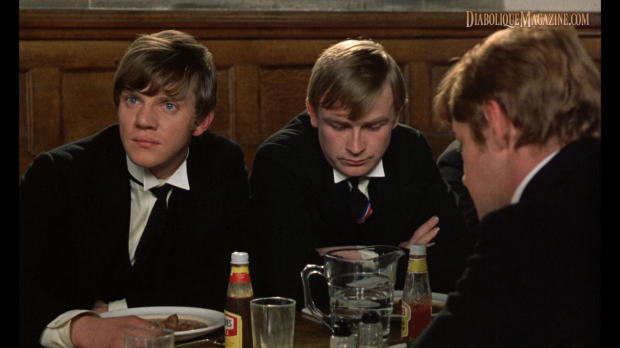 Lindsay Anderson's If.... (1968) [click to enlarge]