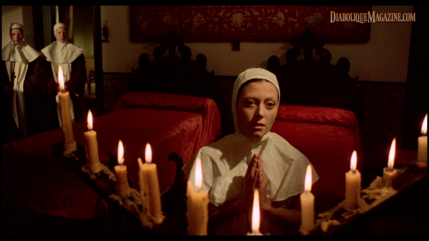 Ana Zanatti in Love Letters of a Portuguese Nun (1977) [Click to enlarge]