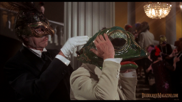 Robert Fuest's The Abominable Dr. Phibes [click to enlarge]