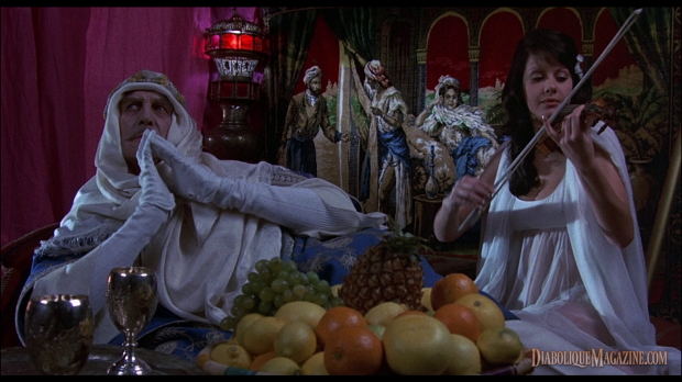 Robert Fuest's Dr. Phibes Rides Again [click to enlarge]