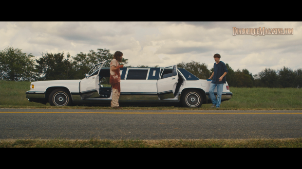 Macon Blair and David W. Thompson in Blue Ruin (2013) [Click to enlarge]