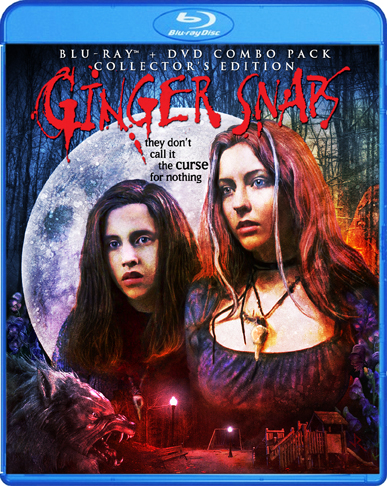 GINGER SNAPS Blu-Ray FREE GIVEAWAY from Shout Factory and Diabolique!
