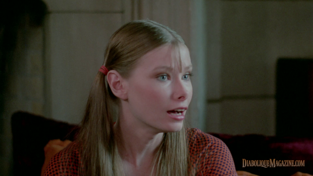 Lynn Lowery as Julie in Theodore Gershuny's Sugar Cookies (1973) [click to enlarge]