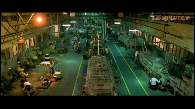 Chan-wook Park's Sympathy for Mr. Vengeance (2002)