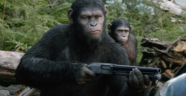 Matt Reeves' Dawn of the Planet of the Apes (2014) [Click to Enlarge]
