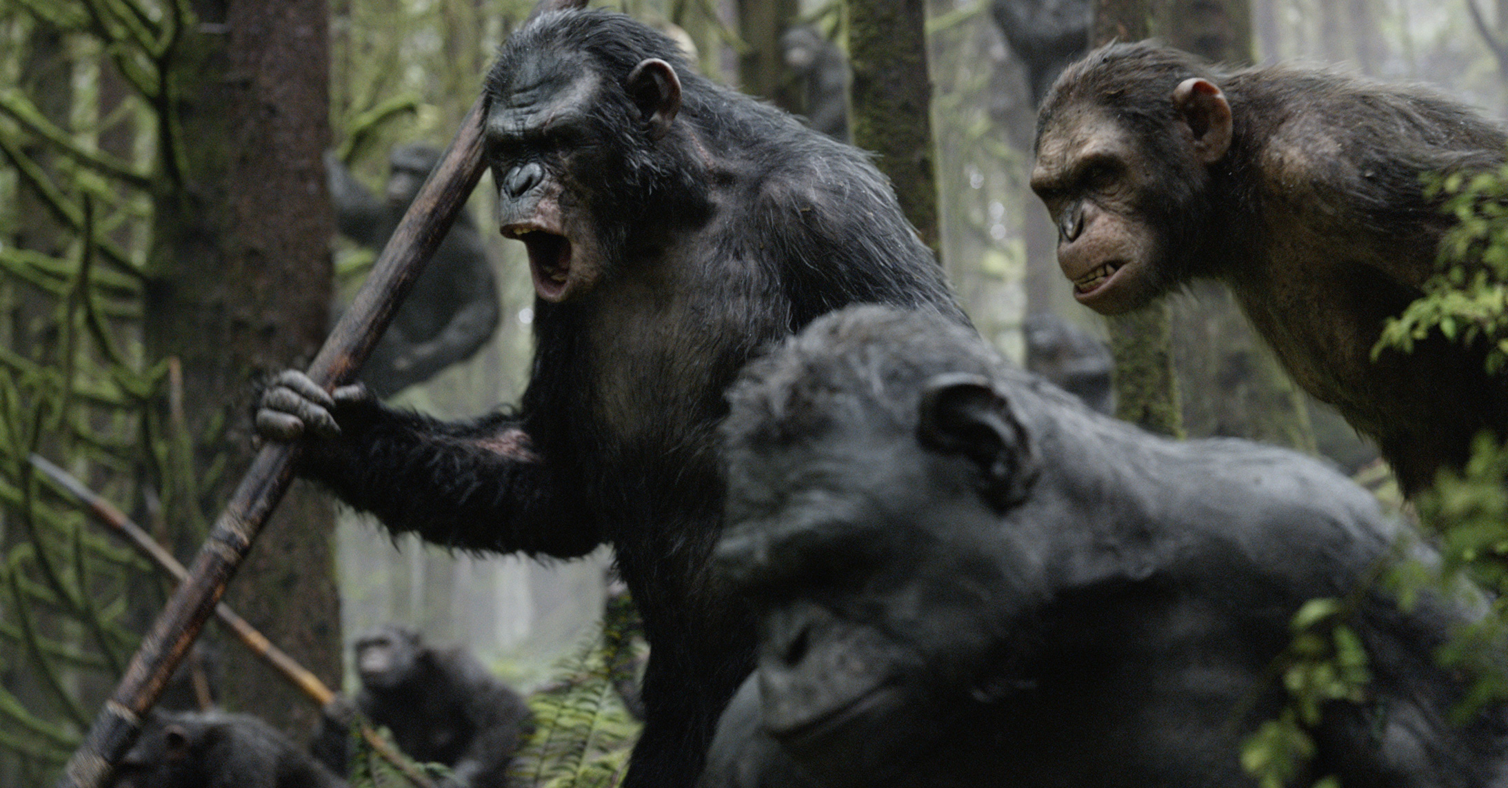 Feature Interview: Creative Director Gino Acevedo (Dawn of the Planet of the Apes)