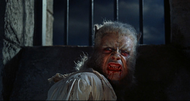 The Curse of the Werewolf (German Blu-Ray Review)