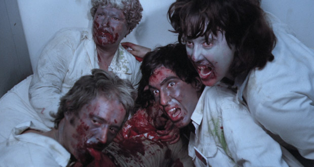 Hell of the Living Dead / Rats: Night of Terror (US Blu-Ray Review)