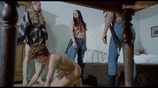 Jess Franco's Love Camp - Frauen im Liebeslager (1977) [click to enlarge]