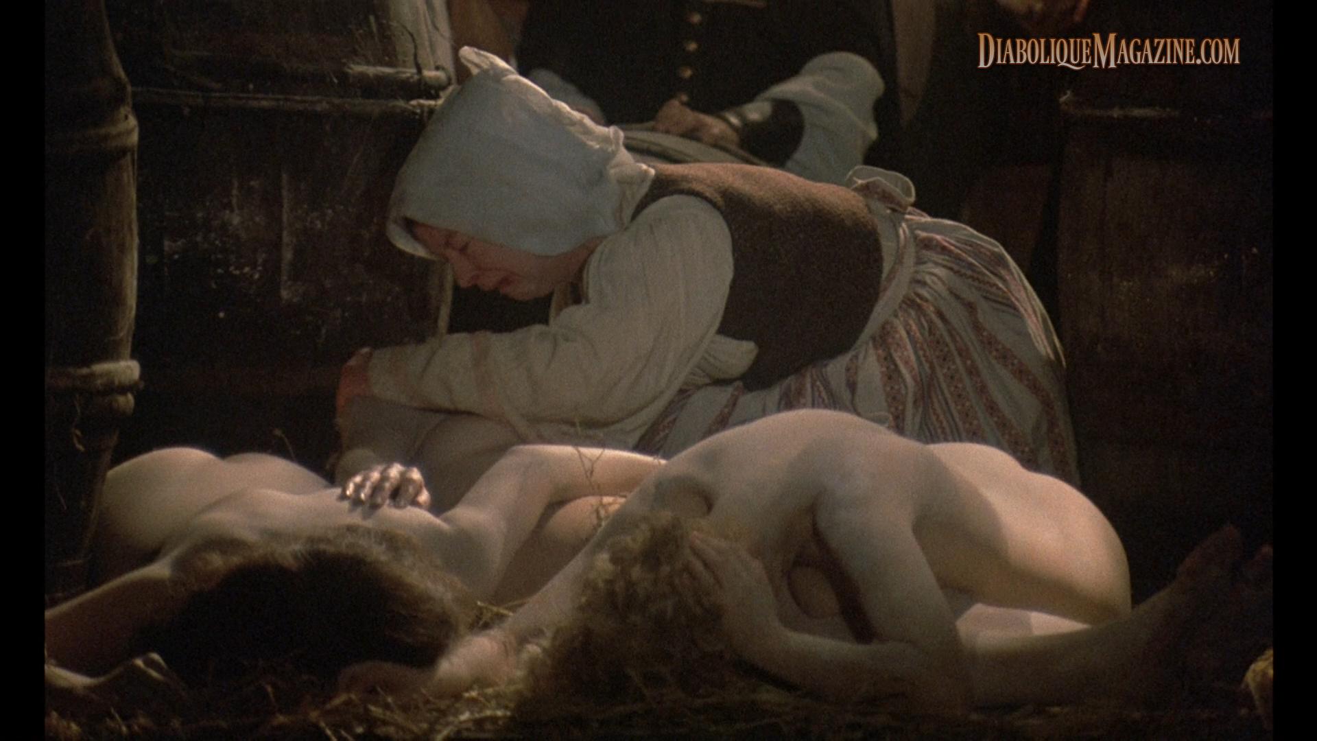 bram stoker s dracula nude scene