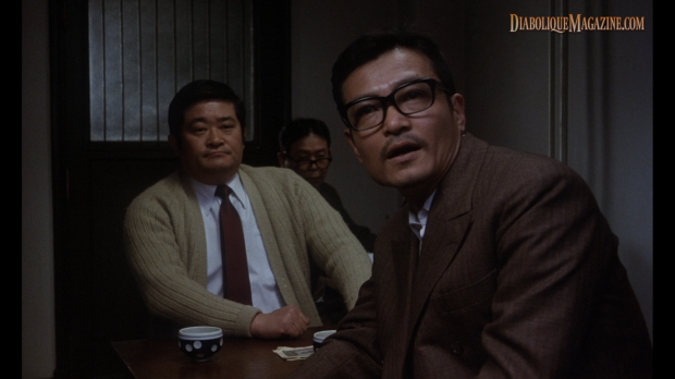Shohei Imamura's Vengeance is Mine (1979) [click to enlarge]