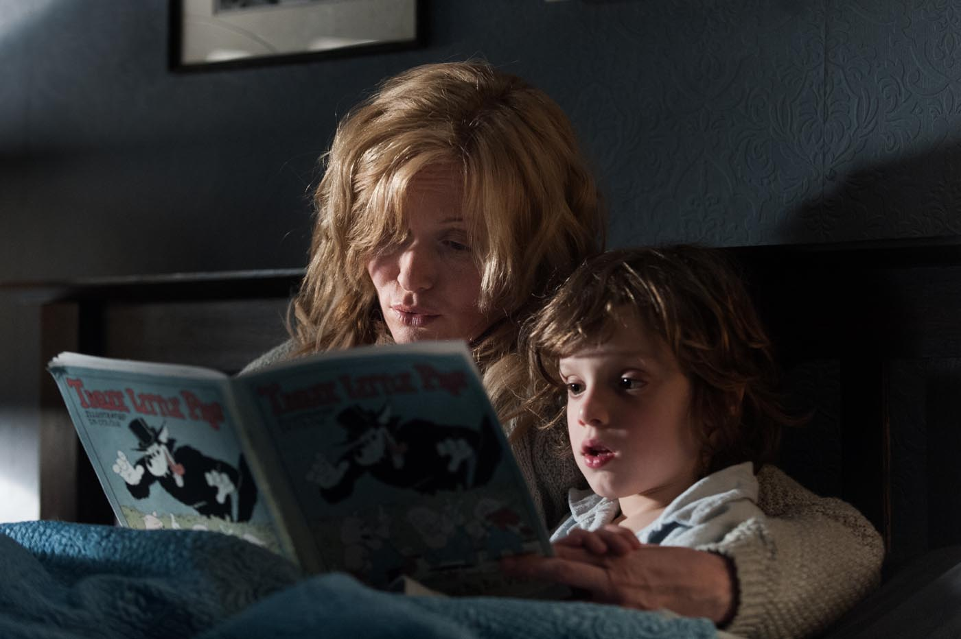 One Mama, No Papa, and THE BABADOOK in Jennifer Kent's Must-See Horror Fable