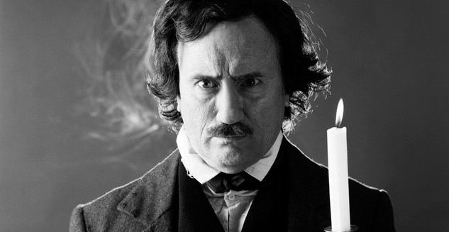 For One Night Only, See Poe on Stage Live and in the Flesh!