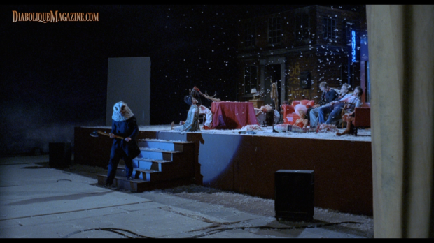 Michele Soavi's Stage Fright (1987) [click to enlarge]