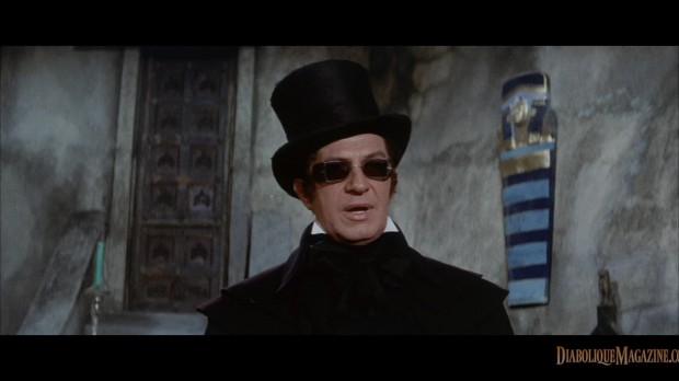Roger Corman's The Tomb of Ligeia (1964) [click to enlarge]