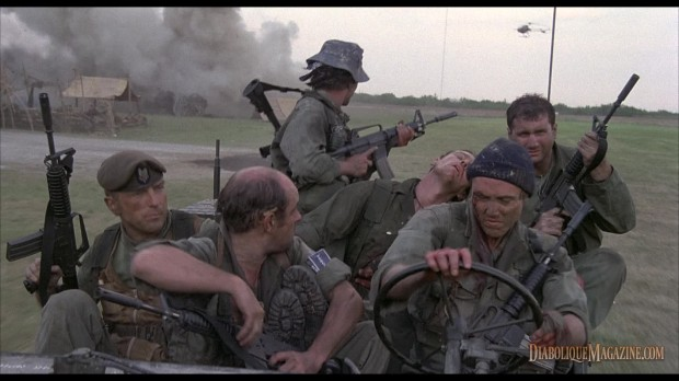 John Irvin's The Dogs of War (1980) [click to enlarge]