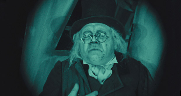 Das Cabinet des Dr. Caligari (US Blu-ray Review)
