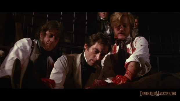Freddie Francis's The Doctor and the Devils (1985) [click to enlarge]