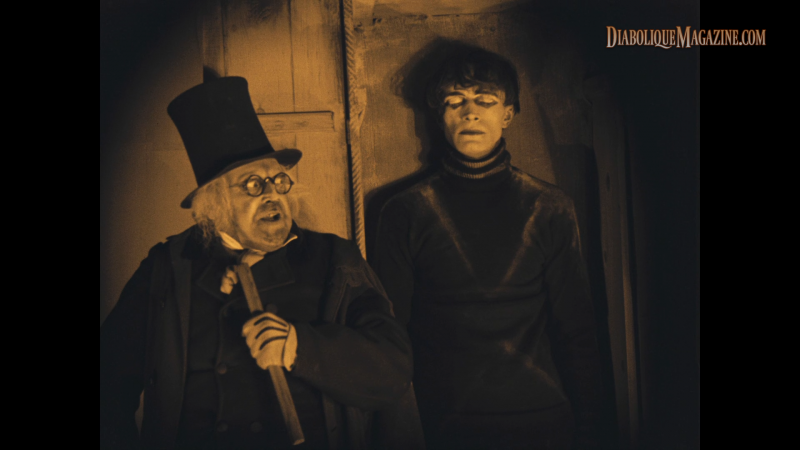 critique of the cabinet of dr caligari The cabinet of dr caligari by clayton dillard few restorations prove as revitalizing and essential as kino's new 4k blu-ray for robert wiene's the cabinet of dr caligari.