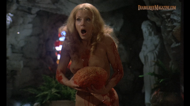Ingrid Pitt in Countess Dracula (1971) [Click to enlarge]