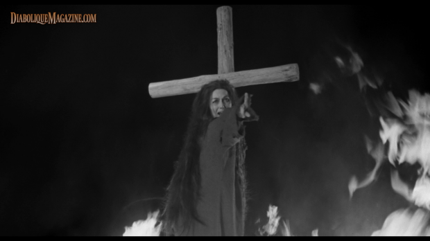 Laura Nucci in The Long Hair of Death (1964) [Click to enlarge]