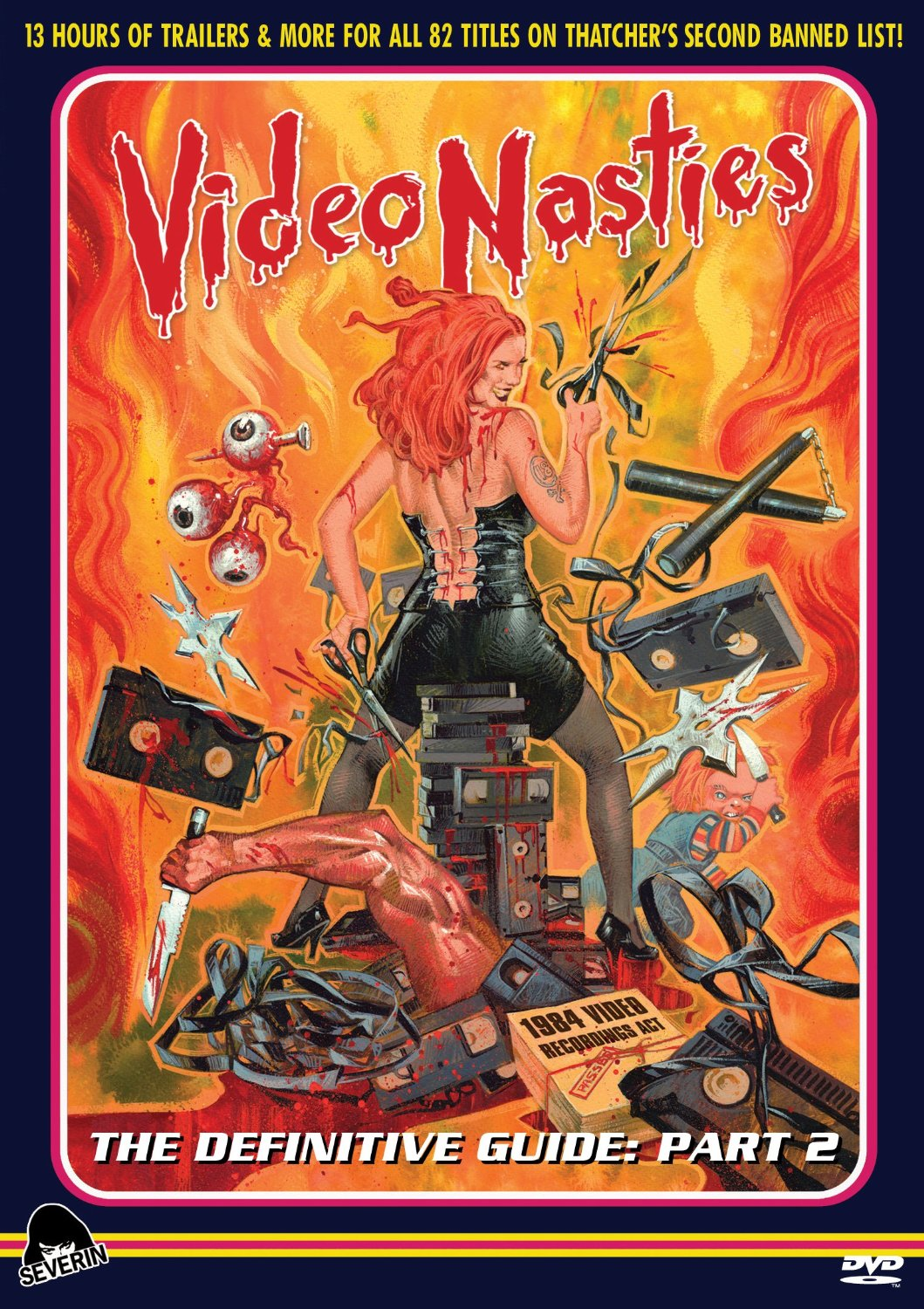 Video Nasties: The Definitive Guide, Part 2 (DVD Review)