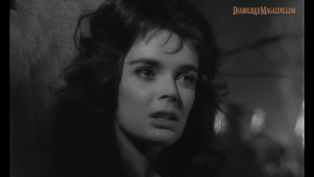 Barbara Steele in Black Sunday (1960) [Click to enlarge]