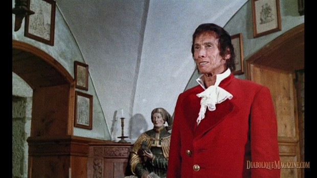 Michael Armstrong's Mark of the Devil (1970) [click to enlarge]