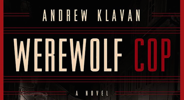 Werewolf Cop (Book Review)