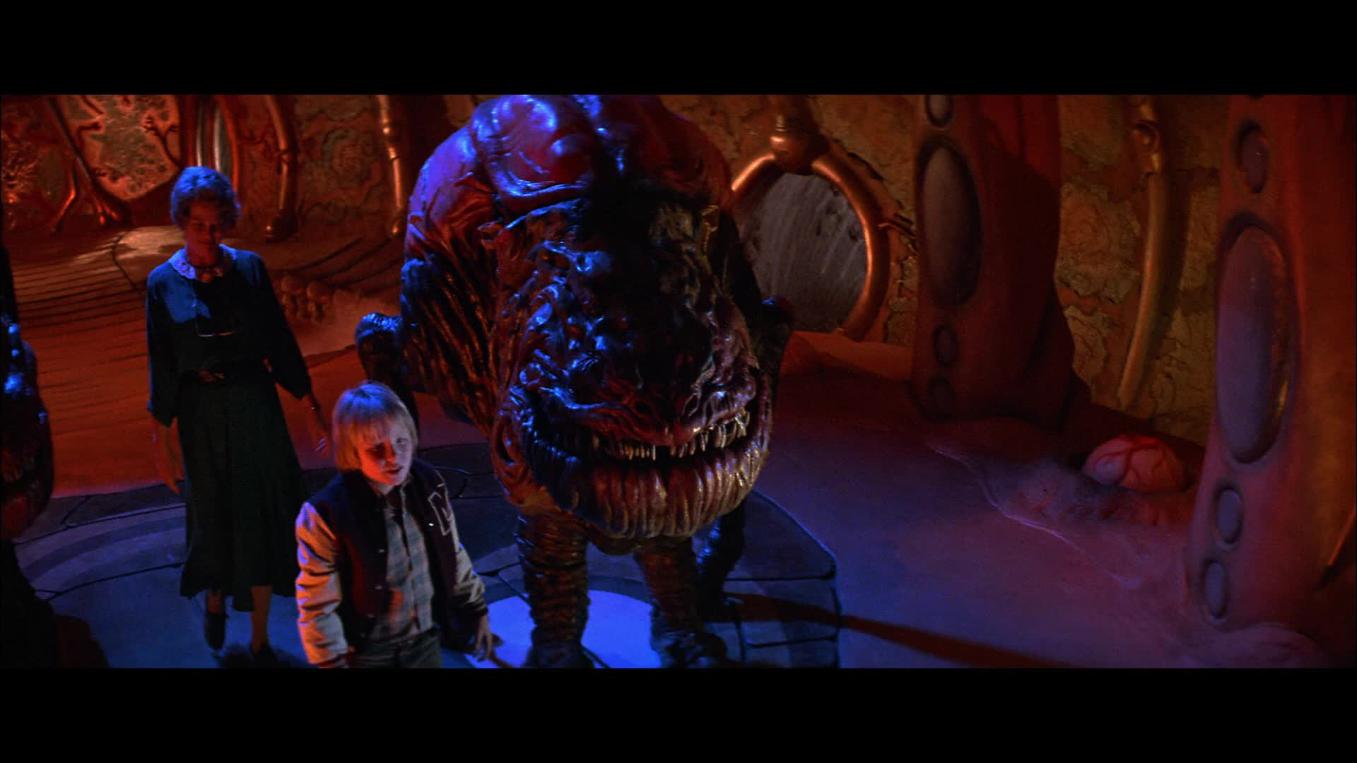 Invaders from Mars (1986) (US Blu-ray review)