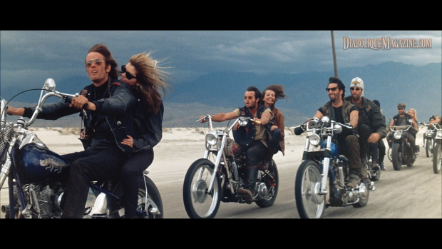 Roger Corman's The Wild Angels (1966) [Click to enlarge]