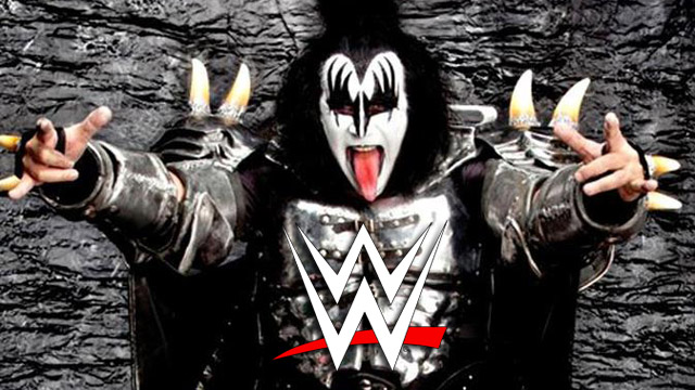 Gene Simmons and WWE Studios Team Up For New Genre Label – First Project Announced