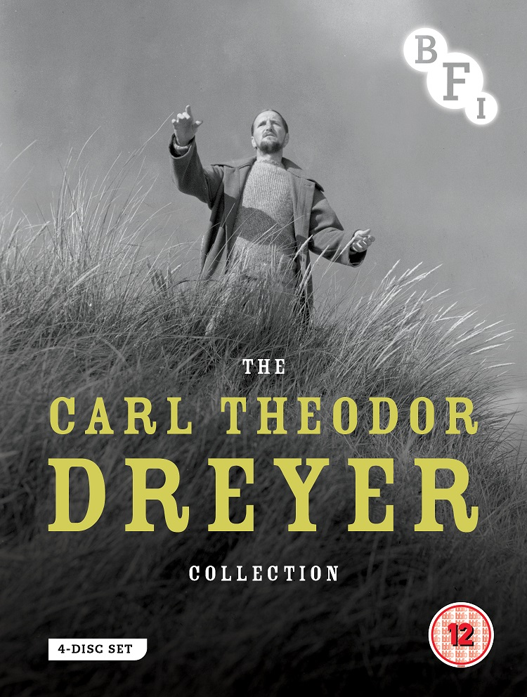 The Carl Theodor Dreyer Collection – BFI Blu-ray box set, April 20th!