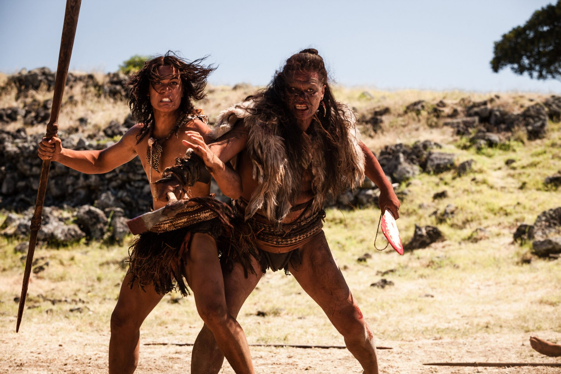 """The Dead Lands"" a brutally violent but ultimately dull odyssey"