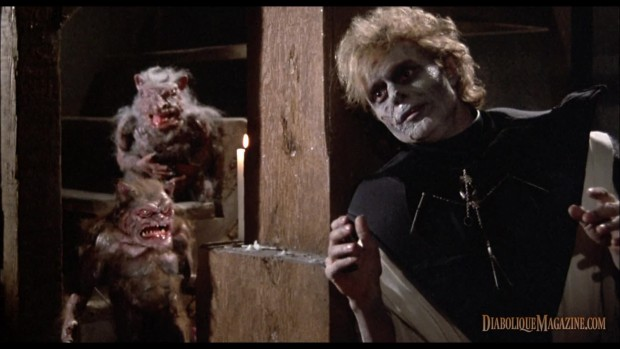 Luca Bercovici's Ghoulies (1984) [click to enlarge]