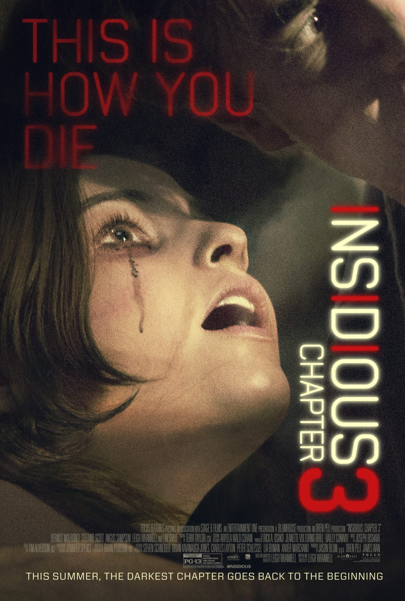 Lin Shaye Turns Up The Creepy In New Tease Of 'Insidious Chapter 3'