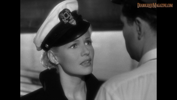 Orson Welles's The Lady from Shanghai (1947) [Click to Enlarge]