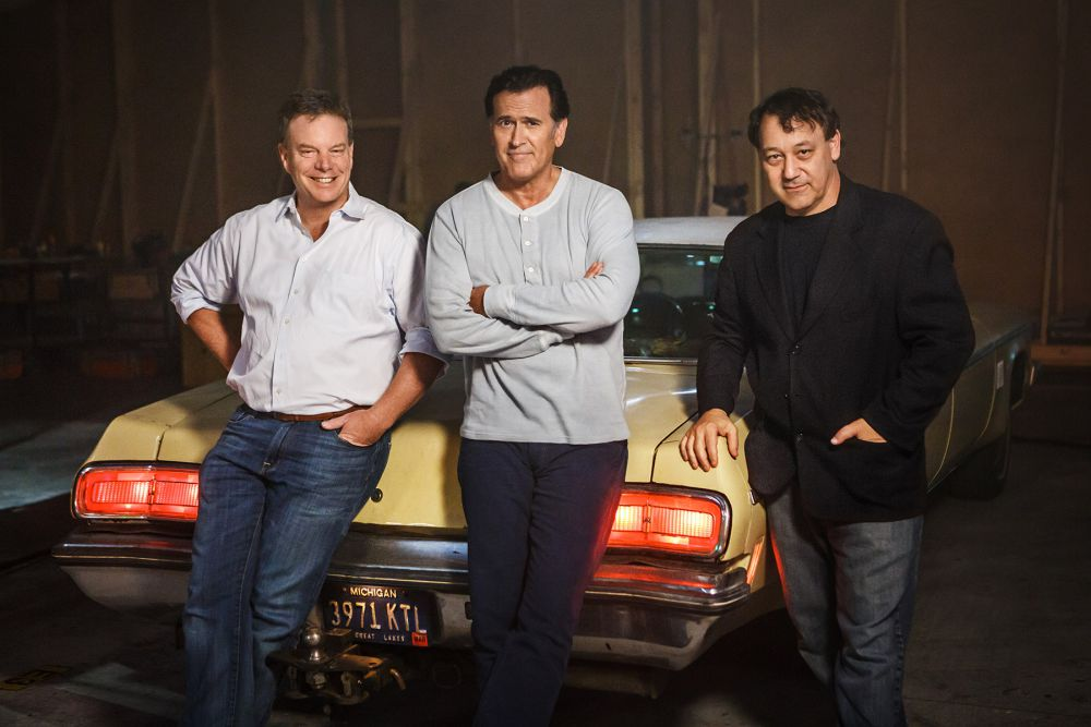 New Tease For 'Ash Vs. Evil Dead' Gets Groovy