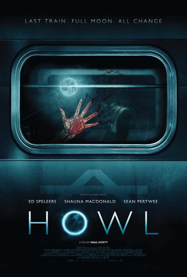 You'll Think Twice About That Train Ride After Seeing The Trailer For 'Howl'