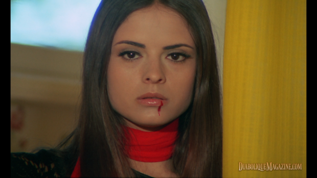 Soledad Miranda in Vampyros Lesbos (1971) [Click to enlarge]