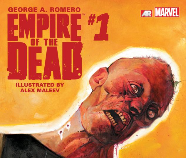 Romero Bringing 'Empire of the Dead' To TV