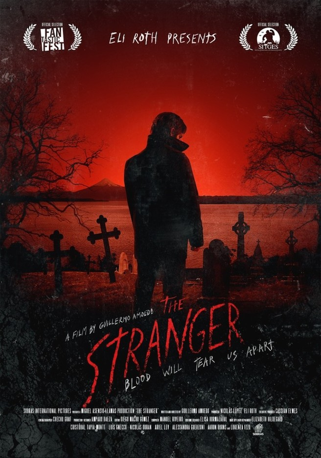 "Trailer for 'The Stranger ' Warns You To ""Fear The Blood"""
