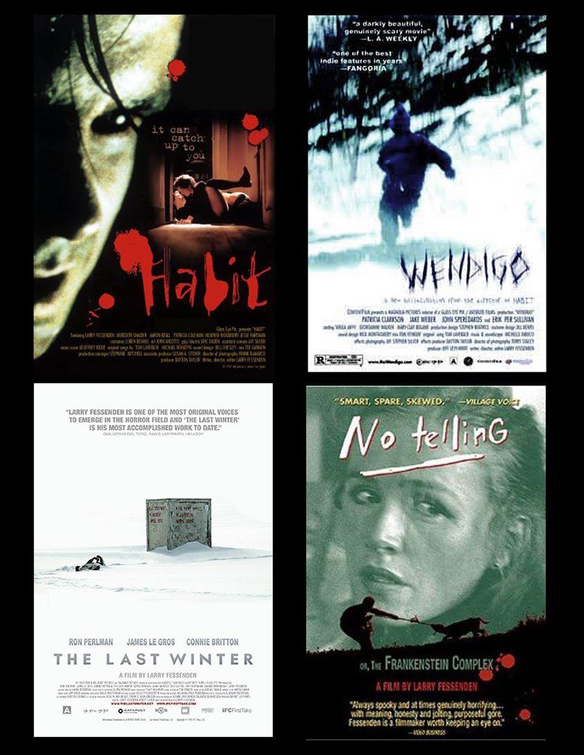 Scream Factory Giving Some Love To Larry Fessenden