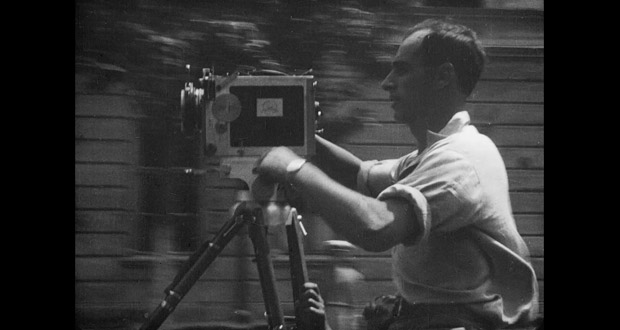 Dziga Vertov: The Man with the Movie Camera and Other Newly-Restored Works (U.S. Blu-ray Review)