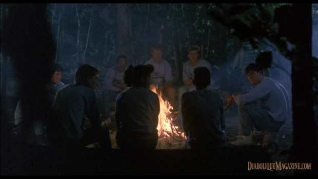 Michael A. Simpson's Sleepaway Camp II: Unhappy Campers (1988) [click to enlarge]