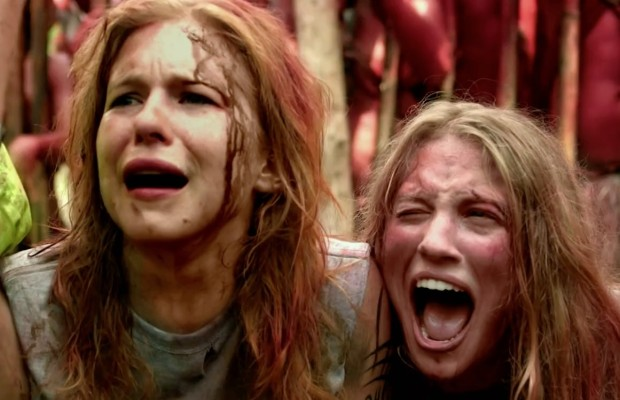 Things Go From Bad To Worse To Completely Insane In The New Trailer For 'The Green Inferno'