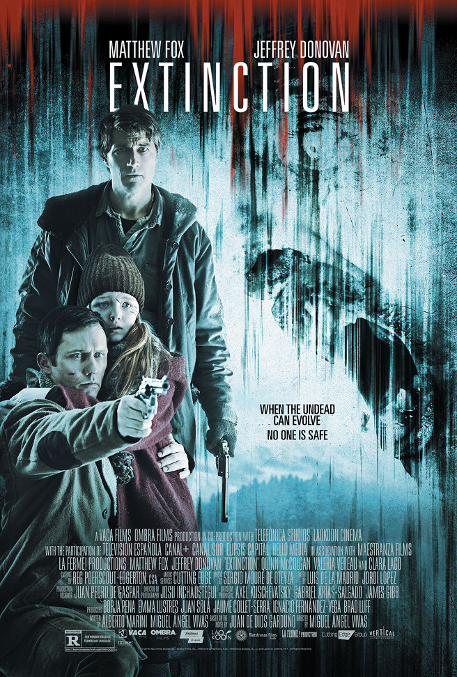 """It's """"Zombies On Ice"""" In The Trailer Debut For 'Extinction'"""