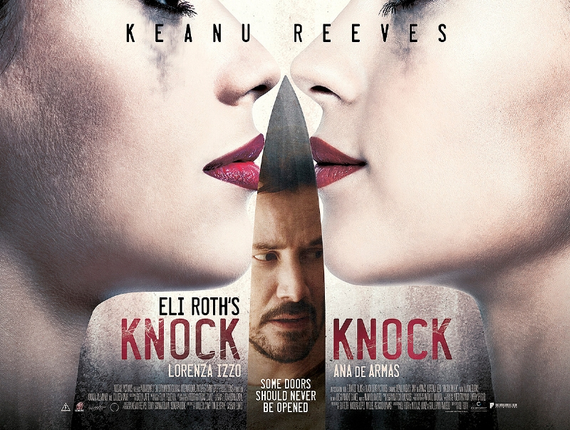 Lionsgate Answers The Door For Eli Roth's 'Knock Knock' And Gives It A Release Date